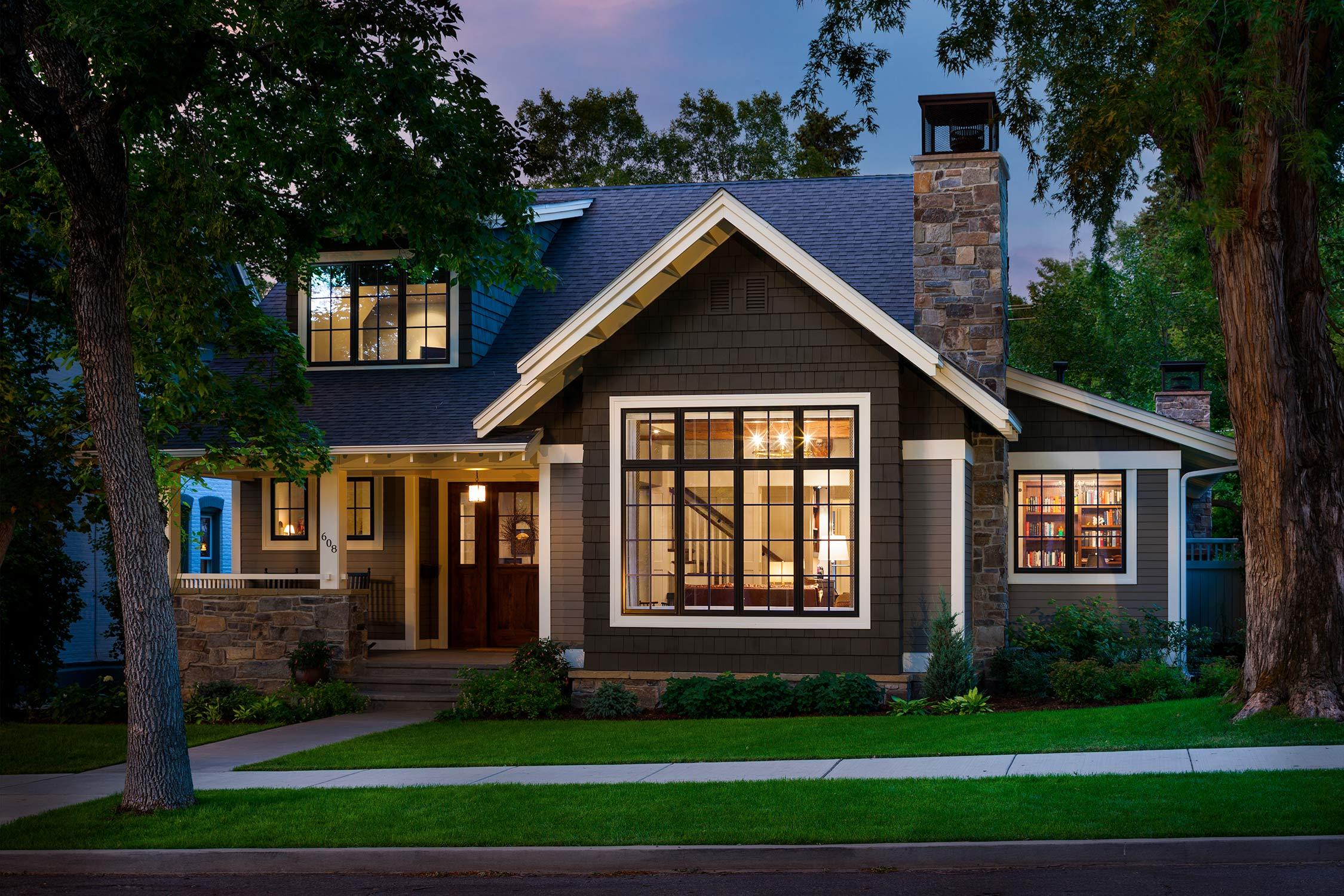 cape cod style bungalow
